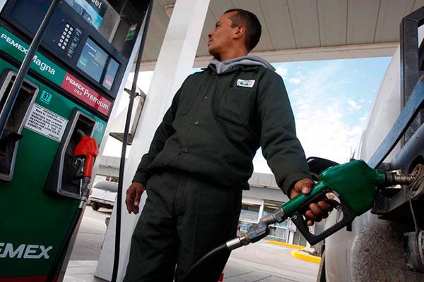 Por qué en norvegii la gasolina por el camino