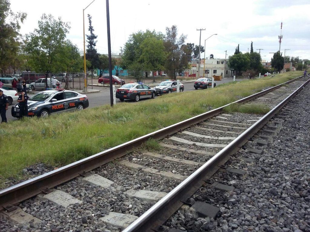 Tren Arrolla a Frustrado Asaltante de Taxista