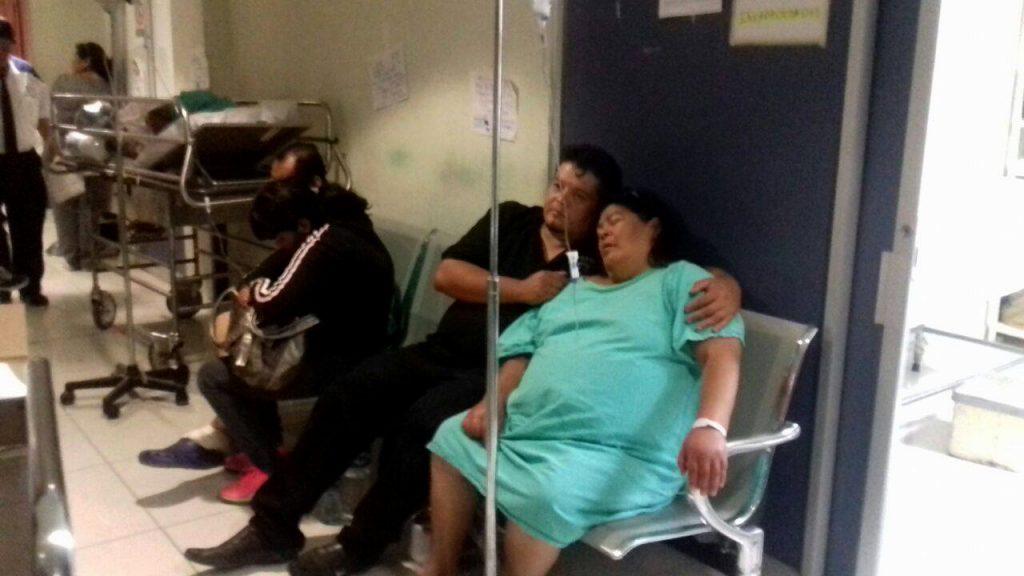Rebasado el Servicio Médico en Urgencias del Hospital General de Zona 1 del IMSS