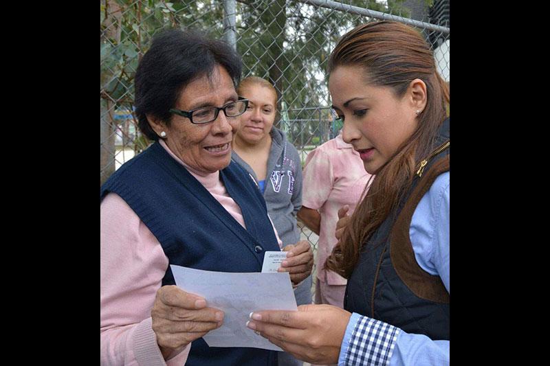 Anuncia Tere Jiménez el Foro de Consulta Ciudadana Aguascalientes