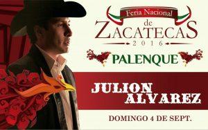 Palenque de la Feria Nacional de Zacatecas 2016