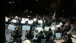 Concierto Gratuito con Sinfónica de Alientos de la PFP