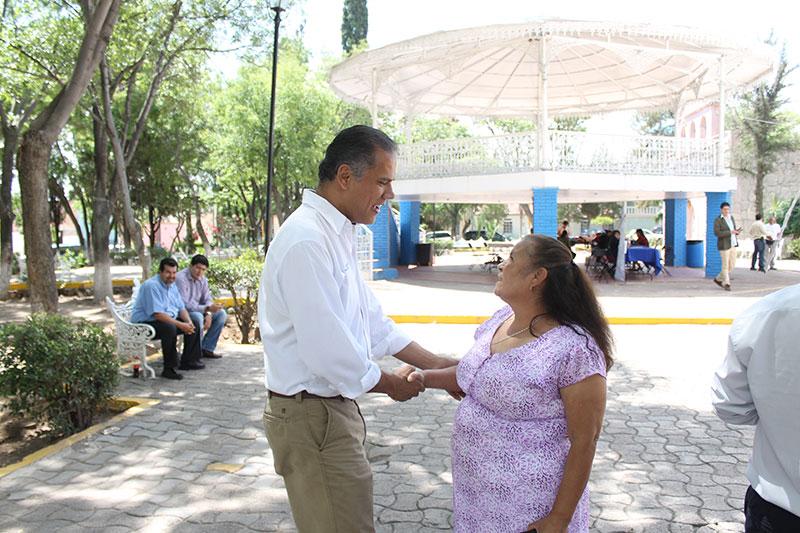 Municipio de Jesús María Llevó el Miércoles Ciudadano a San Antonio de los Horcones