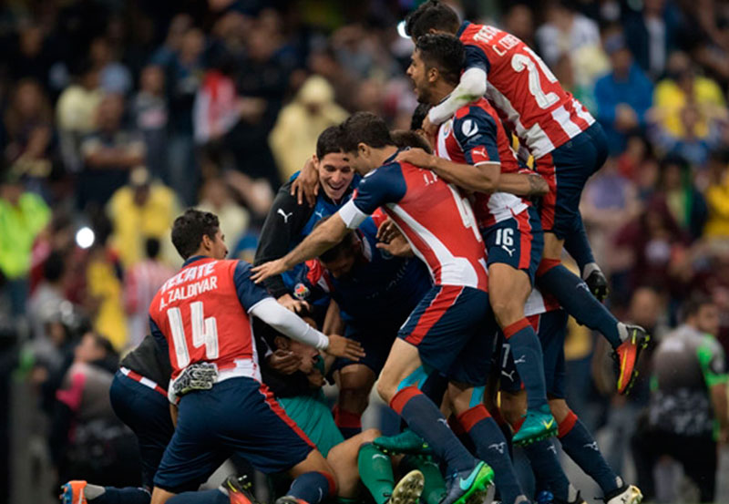 Chivas Saca de la Copa MX al América