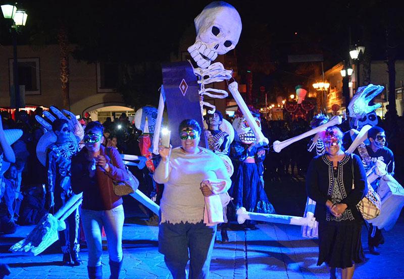 """Espectacular Desfile del Festival """"De Chicahual… a Calavera"""" en Jesús María"""