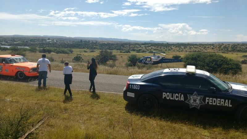 "Sin Incidentes la ""Carrera Panamericana"" por Aguascalientes"