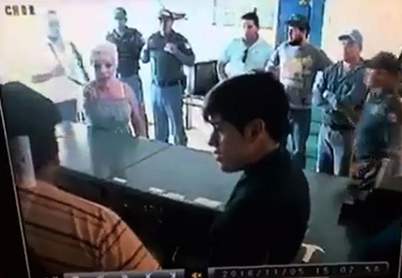 Denuncian Abuso Policíaco de Ministeriales en Rincón de Romos