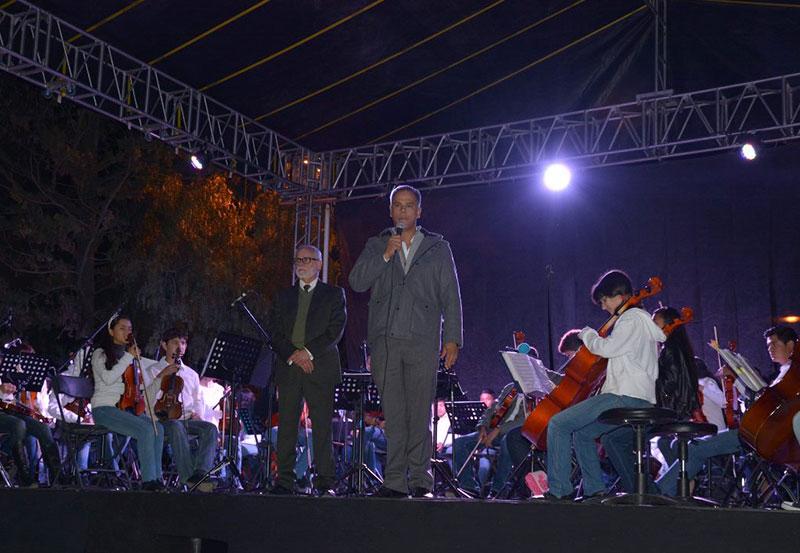 Anuncian Presentaciones de la Orquesta Sinfónica y Coro Estudiantil de Jesús María