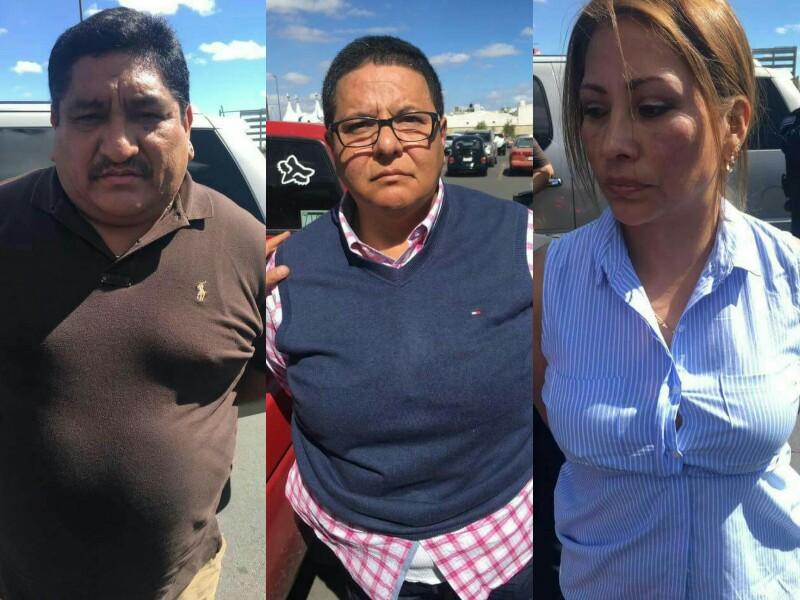 Capturan a Banda de Rateros que se Especializa en Bolsos de Mujeres Distraídas