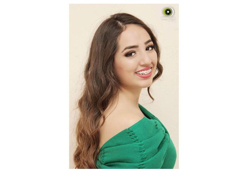 Candidatas a Reina de la Feria de Presa de los Serna 2017