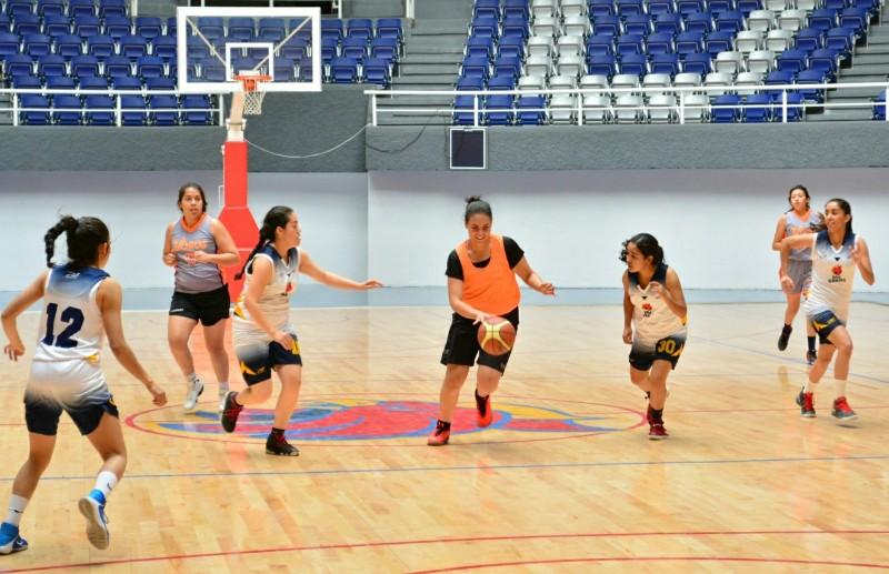 Comenzó el Basquetbol y Voleibol de la Liga Estatal Universitaria