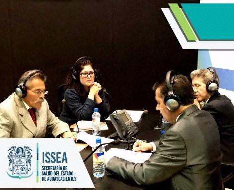 Disminuye en 35 por Ciento los Casos de Influenza en Aguascalientes: ISSEA