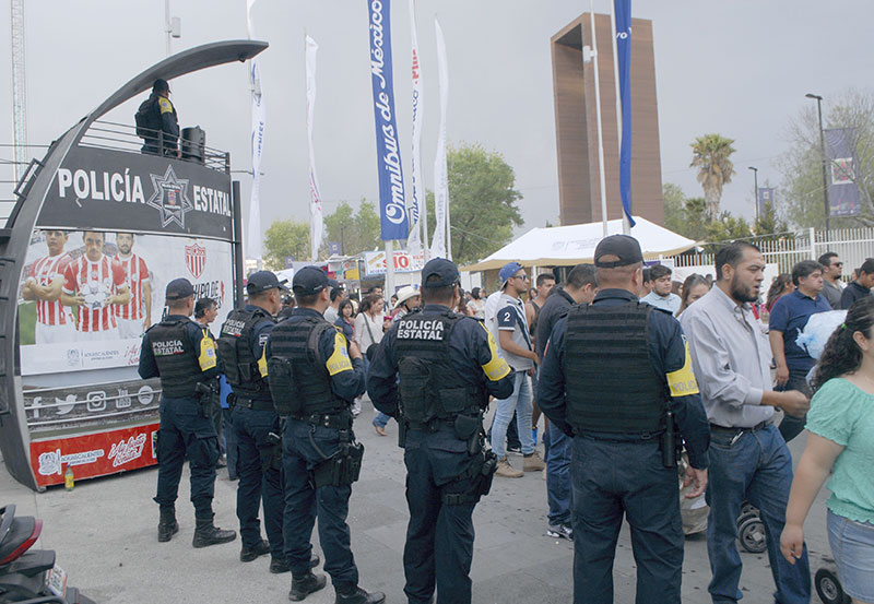 Siguen las Detenciones en la FNSM