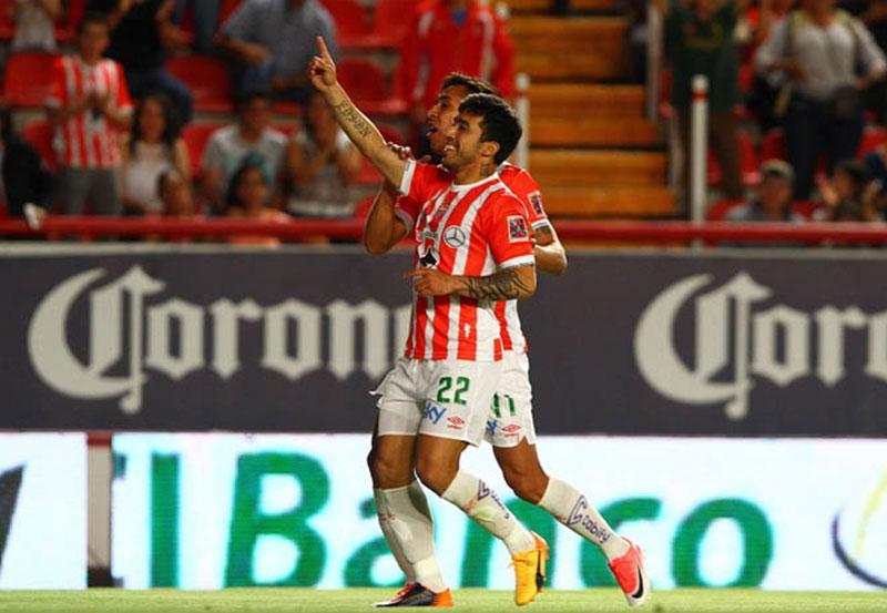 Necaxa Gana con gol de Último Minuto a Morelia