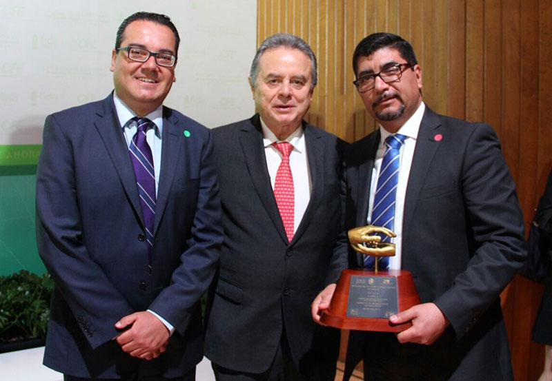 Recibe Municipio Premio Nacional de Ahorro de Energía