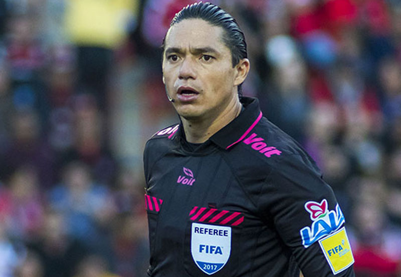 Aguascalentense Oscar Macías Romo Pitará el Toluca VS Guadalajara