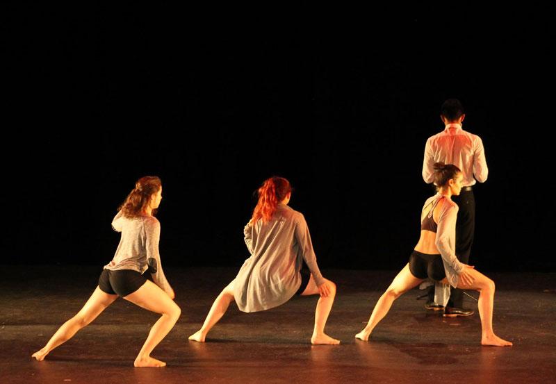 Realizan Primer Encuentro Estatal de Danza Contemporánea