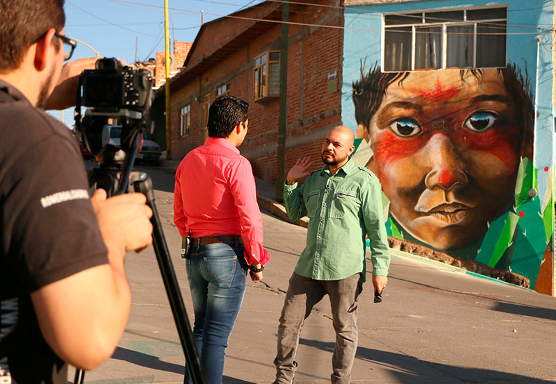"IMAC Presenta Programa Televisivo ""Cultura Radiante"""