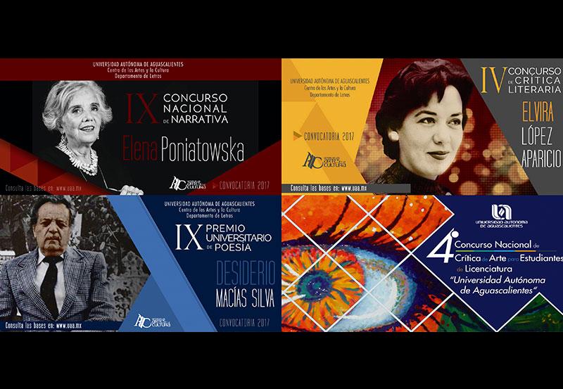 UAA Convoca a Concurso Literario y de Crítica