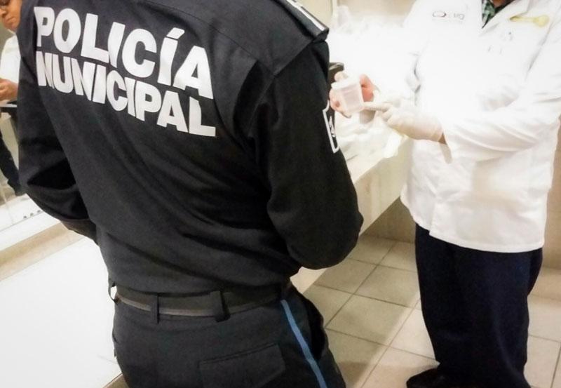 Aplican Toxicológico a Policías de la SSPMA