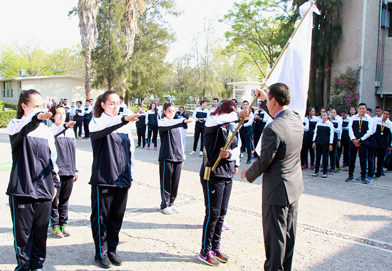 Estudiantes de Bachillerato Representarán a AGS en Juegos Deportivos Nacionales