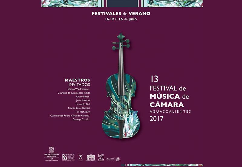 Abren Convocatoria Para Participar en el XIII Festival de Música de Cámara