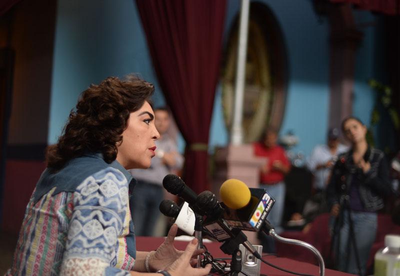 Ivonne Ortega Ahora Hizo Campaña en Aguascalientes