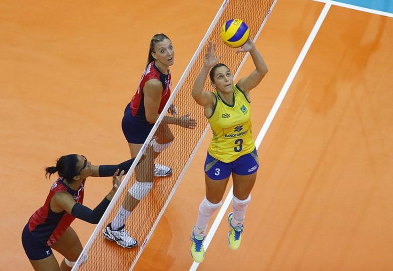 Aguascalientes Será Sede del World Grand Prix de Voleibol Femenil