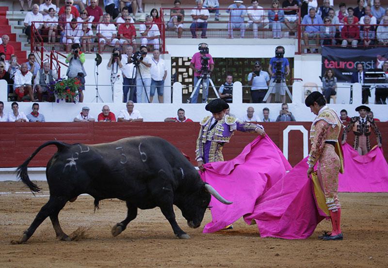 Los Adame Siguen Conquistando los Cosos Españoles
