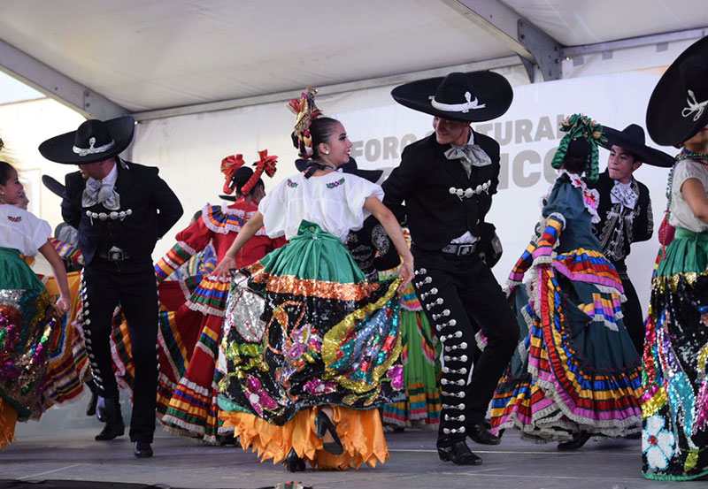 Gran Actividad en el Foro Cultural de la Feria de los Chicahuales