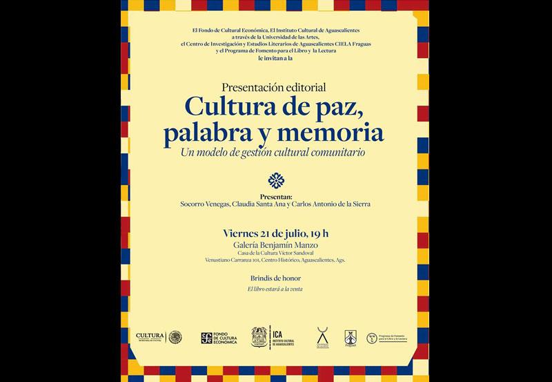 ICA Presentará Libro