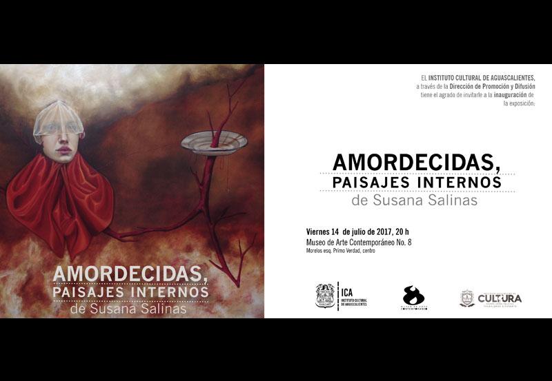 "MAC8 Presenta ""Amordecidas, Paisajes Internos"" de Susana Salinas"