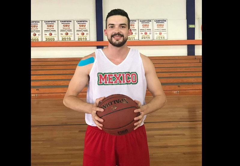Miguel Martínez Debutará en la LNBP con las Panteras