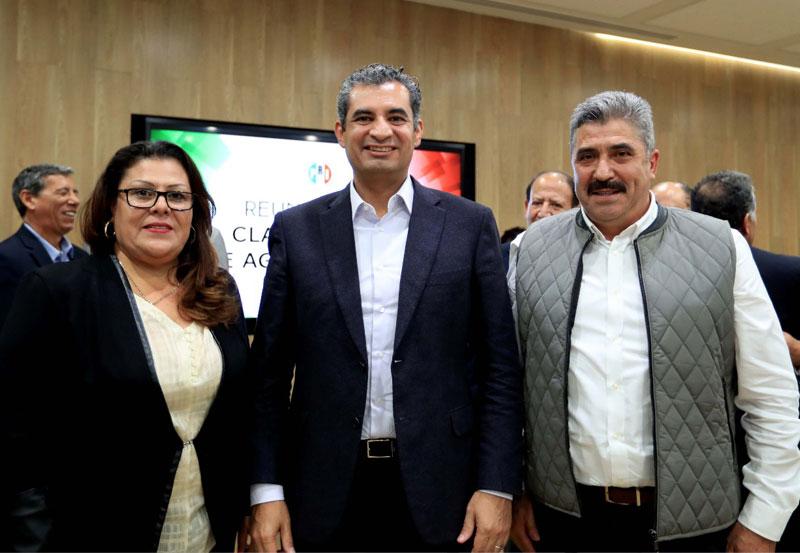 Francisco Escobedo Villegas Nuevo Delegado del CEN del PRI en Aguascalientes
