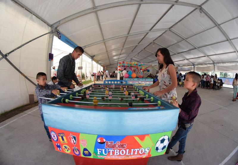 Recibe Zona ZIF a más de 600 Familias en Menos de una Semana