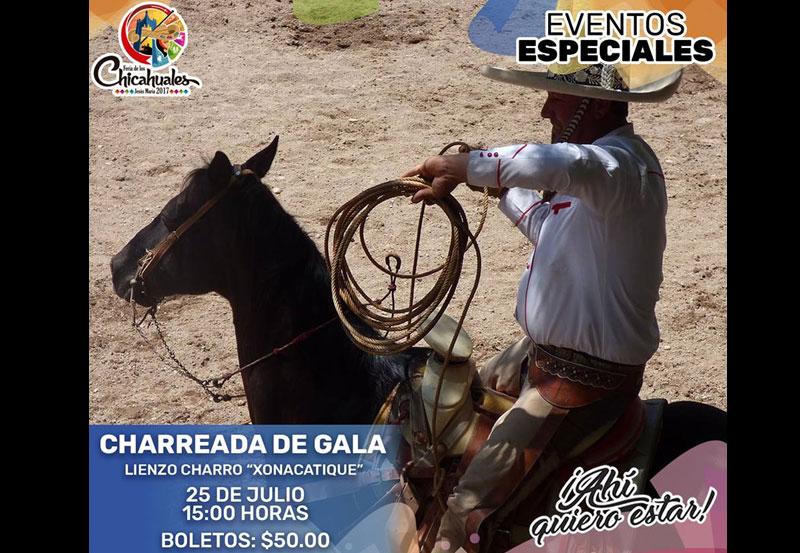Desfile Cultural de la Feria de los Chicahuales Este 25 de Julio