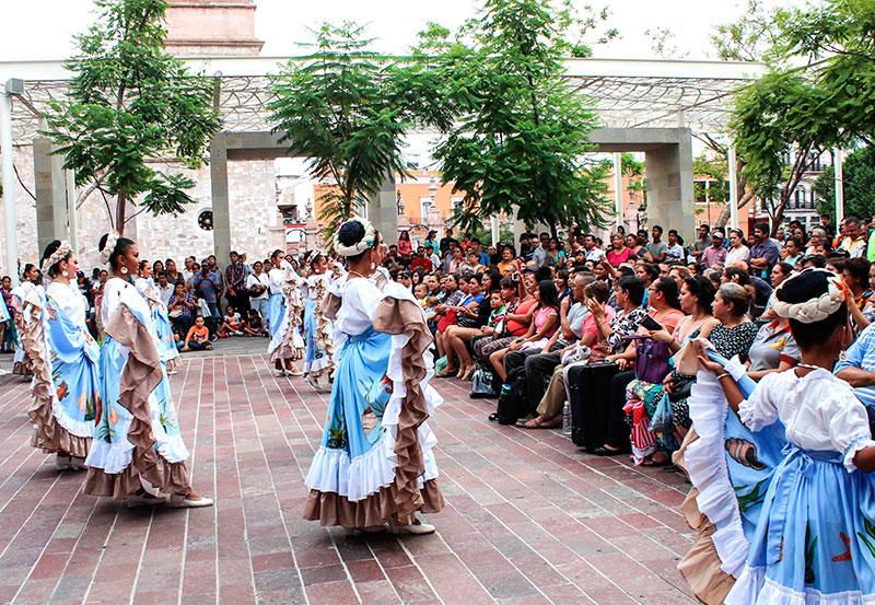 IMAC Organizó el Primer Encuentro Cultural Aguascalientes-Guerrero