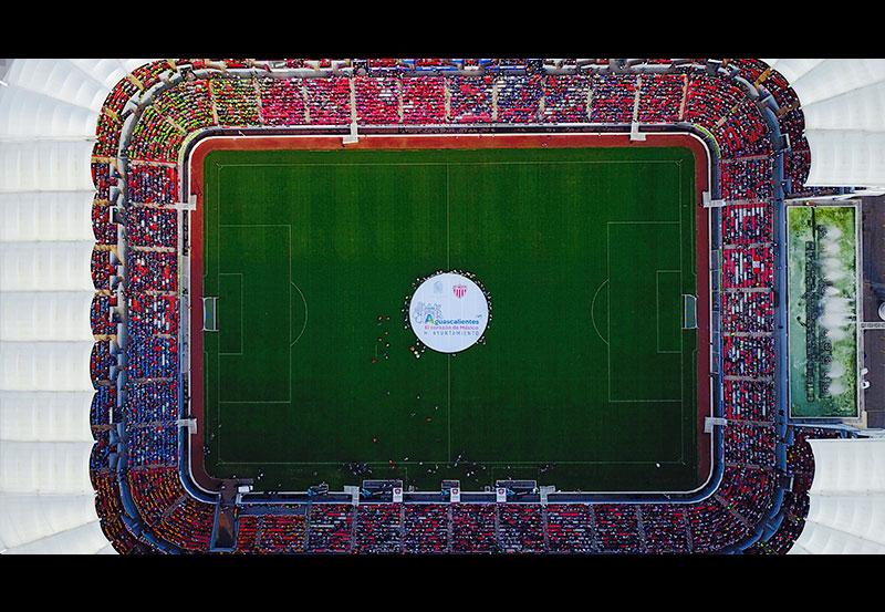Miles de Personas Disfrutaron el Inicio de la Copa Aguascalientes, el Corazón de México