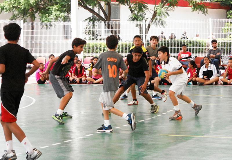 Dual Meet de Handball AGS vs JAL