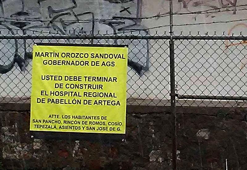 Otra Obra Inconclusa de Carlos Lozano de la Torre