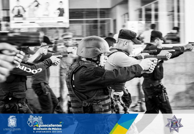 ONU, CNDH y CEDHA, Investigan Posible Actos de Tortura de la Policía Municipal de Aguascalientes