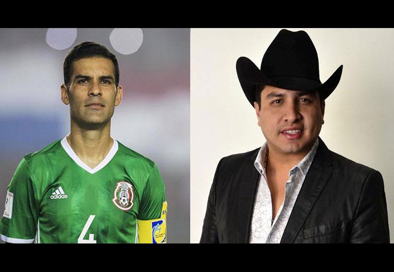 USA Acusa a Rafa Márquez y a Julión Álvarez de Lavar Dinero del Narcotráfico