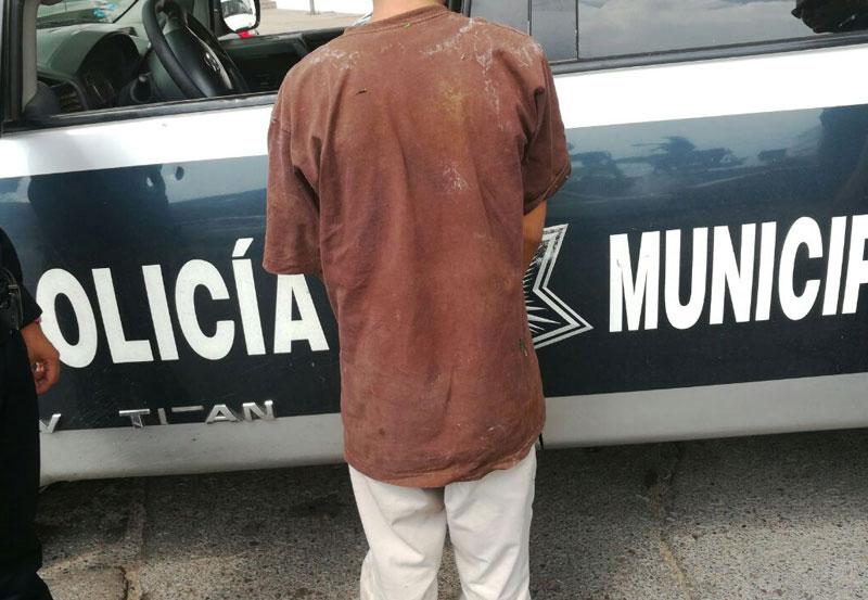 Detenido por Allanamiento de Morada y Daños