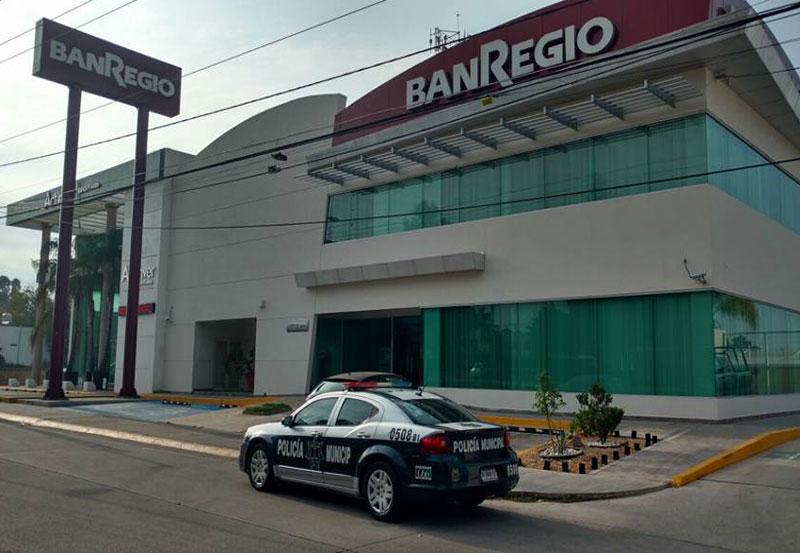 Ahora Robaron Banregio