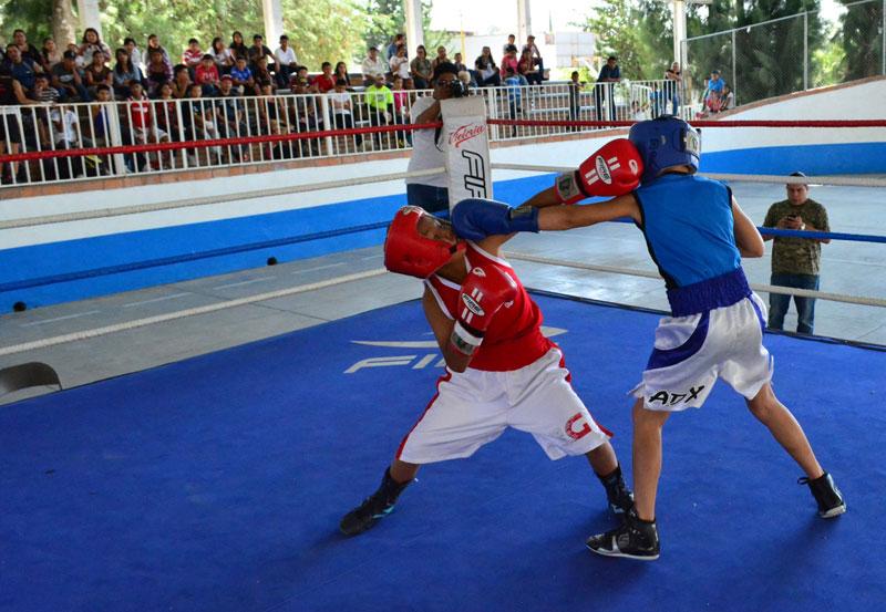 Arranca la OlimpiAgs y Liga de Boxeo en San José de Gracia