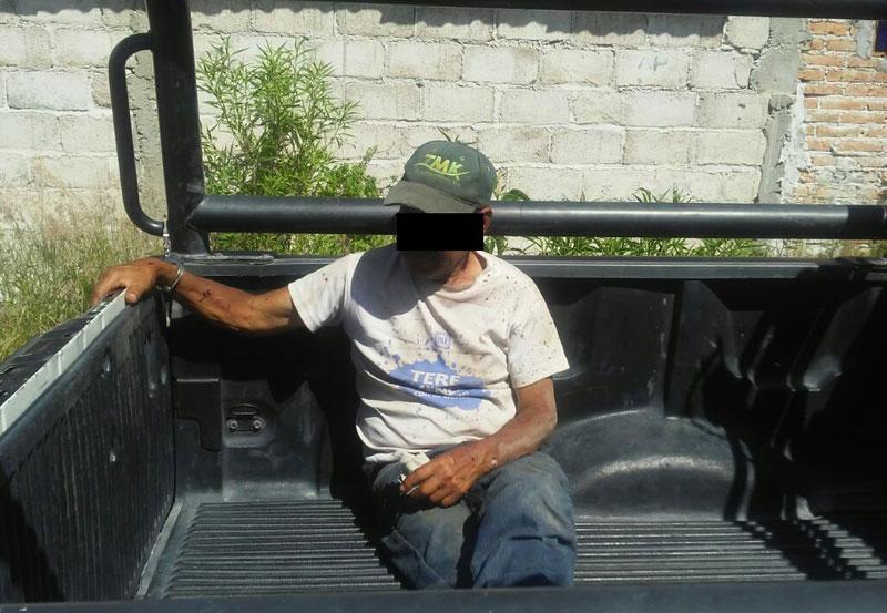 Detienen en El Llano a Hombre Acusado de Homicidio