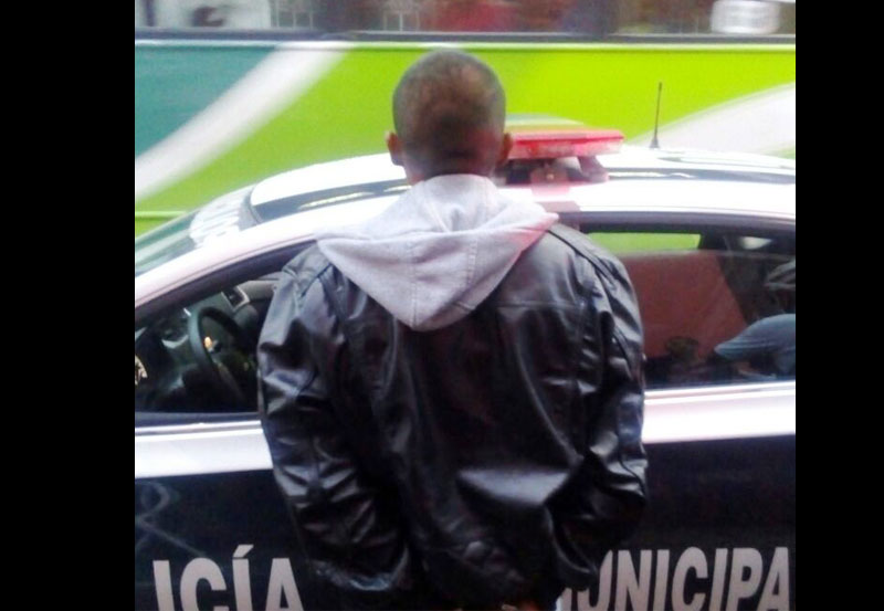 Detenidos por Robar Lentes Para sol en Óptica
