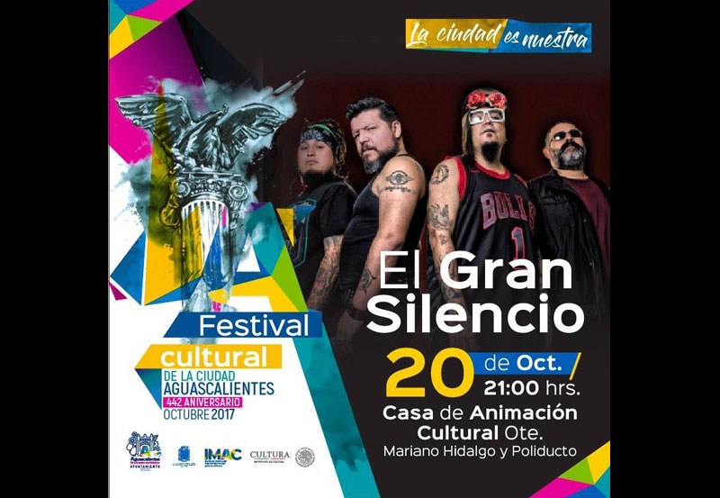 Agenda Cultural de los Festejos de la Ciudad
