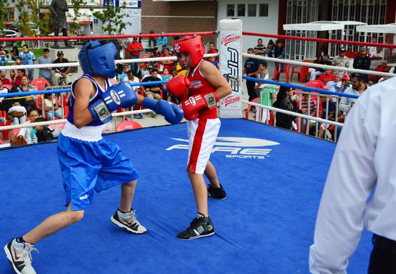 Función de box en Rincón de Romos
