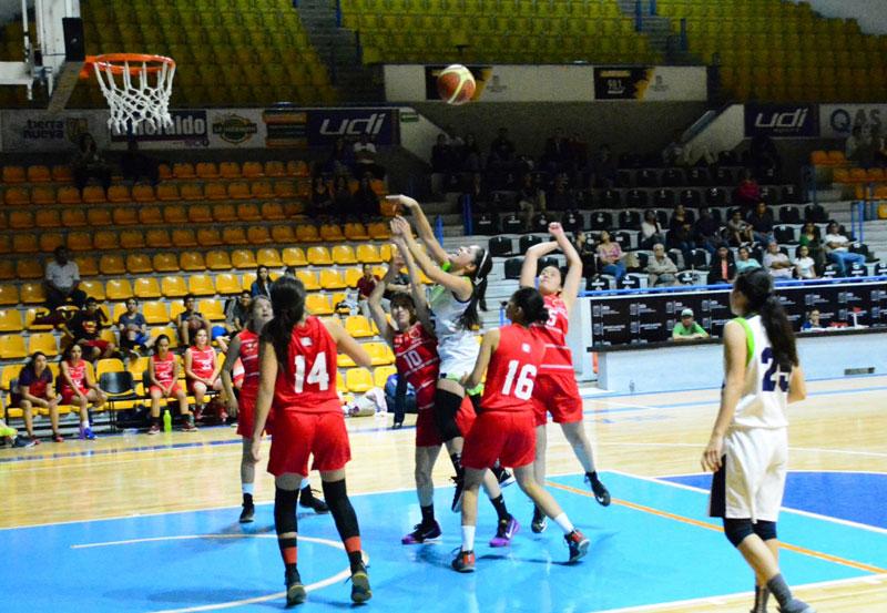 Universidad Cuahutémoc Gran Ganador de Liga Estatal Universitaria de Baloncesto